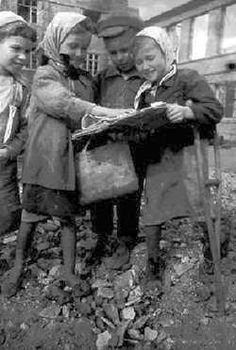 Surviving Children of Stalingrad