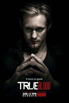 True Blood poster of Eric