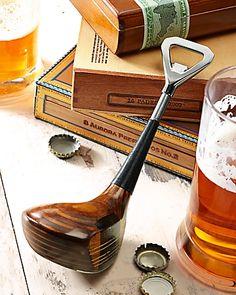 Vintage Wood #Golf Club Bottle Opener | Tommy Bahama