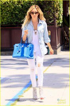 Ashley tisdale run robertson.