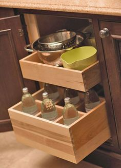 33 Ideas de almacenaje de la cocina | Shelterness