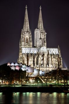 Cologne Cathedral, Germany andreaszachmann, churches, beauti church, germany, travel, germani, place, cologn cathedr, beauti cathedr