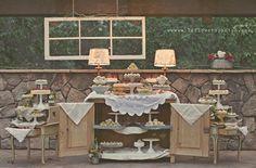 love #wedding dessert bar