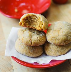 The best (and easy) peanut butter cookies