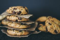 suz bakes: cookie countdown: browned butter chocolate chip.