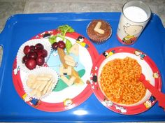 ccbb lunch - not very healthy but fun for 1 day.