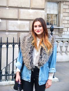 Simple and cool. Pure London style <3