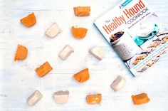 """Enter to win a copy of our """"The Healthy Hound Cookbook"""" from We Know Stuff!"""