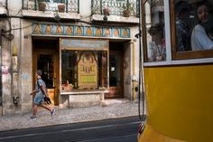 In Lisbon, Shopping in the Shadow of History and Rebirth - The New York Times