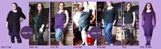 My weight loss so far.    Still got 34lbs to go, but I'm getting there!     i love it