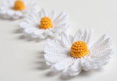 $2.50 daisy crochet pattern