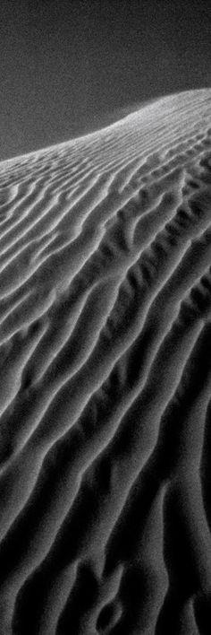 Little Sahara State Park in Utah.  black and white sand dune. #tmophoto www.tmophoto.com