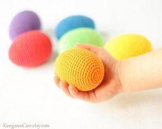 crochet egg, rainbows, wooden toys, easter eggs, baskets, crochet wooden, montessori, crochet idea, bright wooden