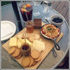 Cheese Board, The Goods | mountainmamacooks.com