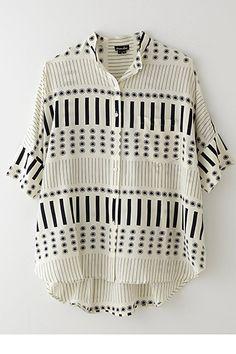 Layering Tops Spring 2014 - Lightweight Shirts