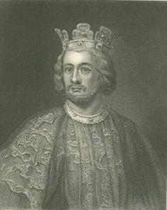 """King John """"Lackland"""" Plantaganet"""