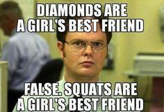 Squats!