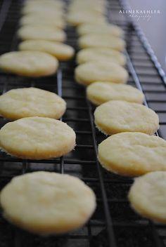 Sugar-Free Sugar Cookies