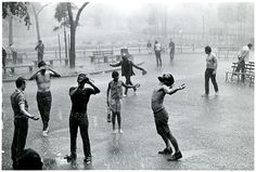 'tompkins sq. park' by james jowers, 1967. part of the george eastman house collection.