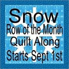 Snow row of the month, free