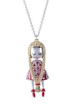 Polly Pendant Necklace by Swarovski on @HauteLook