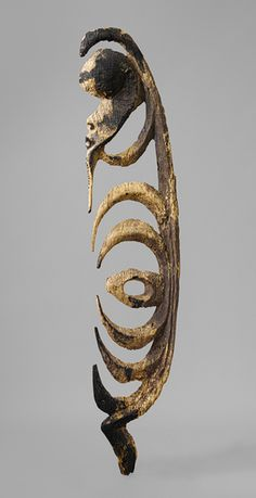 Figure (Yipwon) [Yimam people, Korewori River, Middle Sepik region, Papua New Guinea] (1978.412.854) | Heilbrunn Timeline of Art History | The Metropolitan Museum of Art
