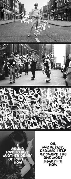 Free font: Cigarettes  Coffee by Fabian De Lange