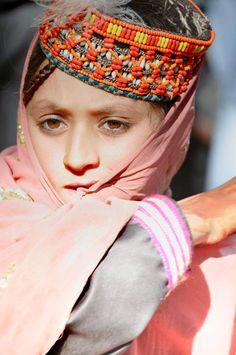 Asia: Macedonian Kalash tribe, Pakistan
