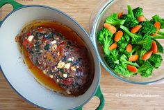 Gourmet Girl Cooks: Greek Style Meatloaf - Flavorful & Low Carb