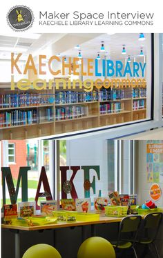 The Library Learning Commons (LLC) is a large, flexibly designed space where students learn how to access, use and create information ethically.