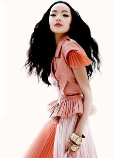 #doll Vogue China