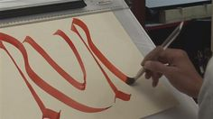 How To Use A Calligraphy Brush