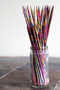 www.knitpicks.com...    I'm a sucker for pretty knitting needles.  I think I'd want the circs, though.