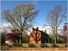 Historic Blenheim -Fairfax/McLean