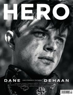 Dane Dehaan shot by Hedi Slimane