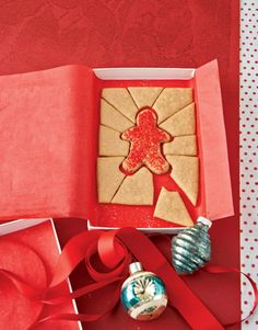 Christmas cookies puzzler and other fun holiday edible crafts.