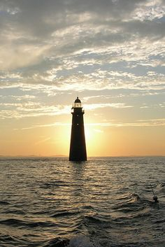 Minot's Ledge Lighthouse, Scituate #massachusetts #travel Credit: Jean Milch http://www.massvacation.com//