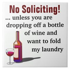 No Soliciting Sign 6