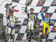 FIM eRoad Racing World Cup Winners 2013. TTXGP are delighted to announce Ho Chi Fung and Eric Bostrom as the first-ever FIM eRoad Racing World Cup winners.