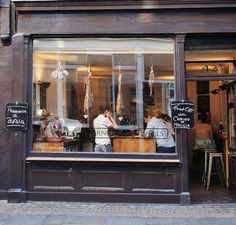 Fernandez & Wells | London.  A must have list with the best local restaurants, bars, hotels and much more.  Check out http://www.cityisyours.com/explore/?query=London  #london #explore #restaurant #bar #hotel