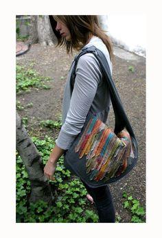 hierapparel's obi sling bag