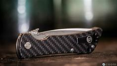 Southern Grind Knife - Bad Monkey Folding Drop Point - Tumbled Satin | LaRue Tactical