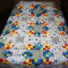 Beautiful fabric choices.  Peace, Robert from nancysfabrics.com