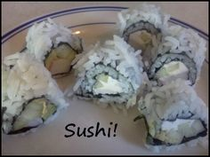 DYI Easy Sushi