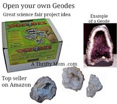 how to find geodes
