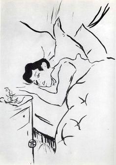 Your Mouth - Henri de Toulouse-Lautrec