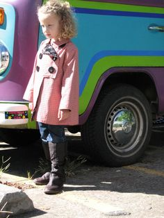 pdf EVERYWHICHWAY Coat pattern and tutorial...sizes by ChickenHill