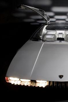 1967 Lamborghini Marzal // via mad4wheels