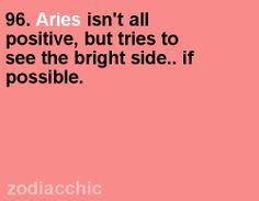 Aries, Aries, Aries