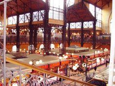 Indoor market Budapest